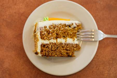 Carrot Cake from Pizza Di Roma in Madison, WI