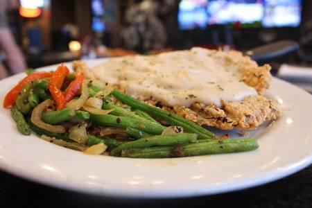 Chicken Fried Steak from Powercat Sports Grill - Manhattan in Manhattan, KS