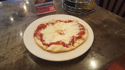 Kids Cheese Pizza from Powercat Sports Grill in Manhattan, KS