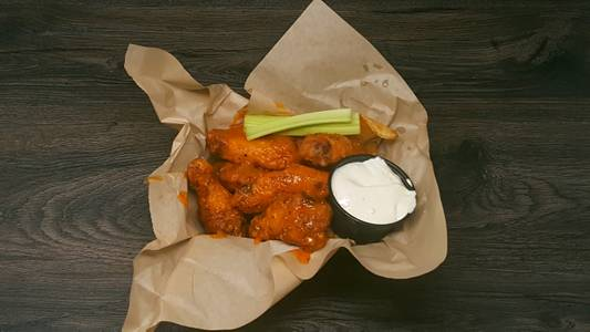 Traditional Wildcat Wings from Powercat Sports Grill in Manhattan, KS