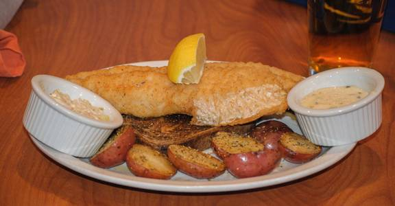 Friday Fish Fry Specials   Walleye Fish Fry from Rivals Sports Pub & Grille in Kenosha, WI