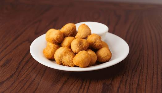 Breaded Mushrooms from Rosati's Pizza - DeKalb in Dekalb, IL