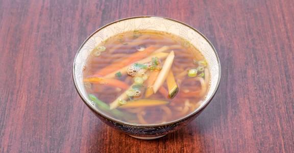 Mix Vegetable Udon from Sakura Sushi in San Rafael, CA