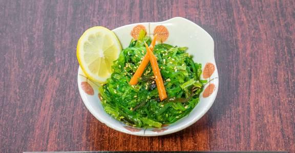 Seaweed Salad from Sakura Sushi in San Rafael, CA