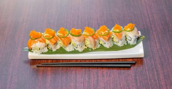 The Pearl Roll from Sakura Sushi in San Rafael, CA