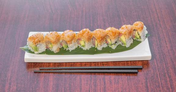 Yuki Hana Roll from Sakura Sushi in San Rafael, CA
