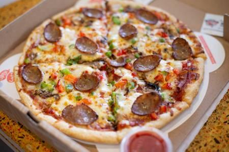Classico Italiano Pizza from Sarpino's Pizzeria - Braeswood Blvd. in Houston, TX