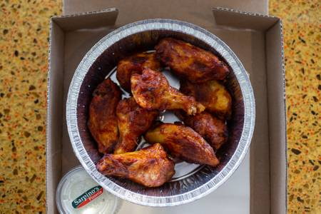 Hot 'n Spicy Buffalo Chicken Wings from Sarpino's Pizzeria - Diversey Pwky in Chicago, IL