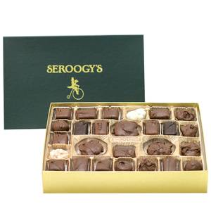 Assorted Chocolates Gift Boxes, 2 lb. from Seroogy's Chocolates in Green Bay, WI