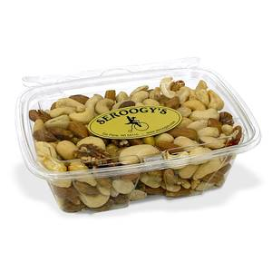 Deluxe Mixed Nuts, 1 lb. from Seroogy's Chocolates in Green Bay, WI