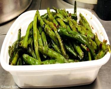 Szechuan String Beans from Sichuan Taste in Cockeysville, MD