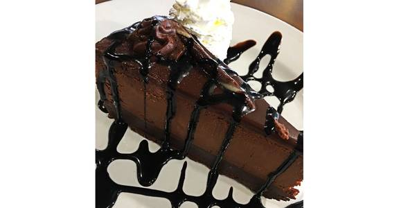 Death by Chocolate Cake from Silly Serrano Mexican Restaurant in Eau Claire, WI
