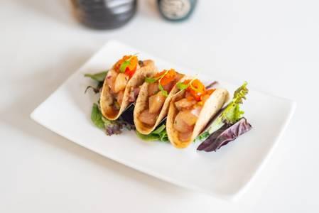 Hamachi Tacos from Slurping Turtle in Ann Arbor, MI