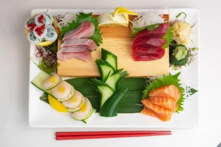 Medium Sashimi Plate from Slurping Turtle in Ann Arbor, MI