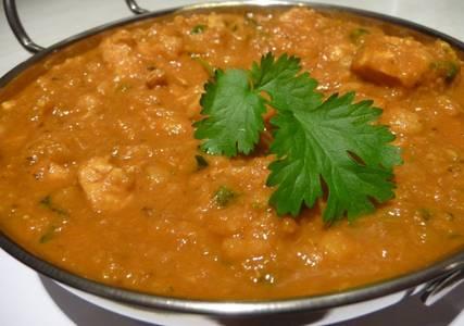 Chicken Dansak (Lunch) from Star Of India Tandoori Restaurant in Los Angeles, CA