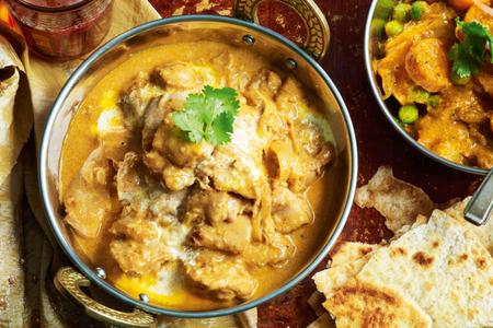 Chicken Korma (GF) Dinner from Star Of India Tandoori Restaurant in Los Angeles, CA