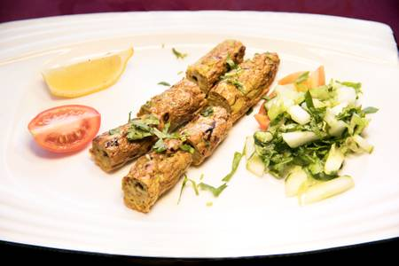 Chicken Seekh Kebab (GF) from Star Of India Tandoori Restaurant in Los Angeles, CA