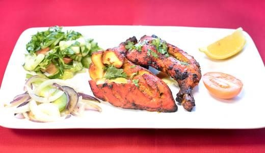 Chicken Tandoori (Lunch) from Star Of India Tandoori Restaurant in Los Angeles, CA