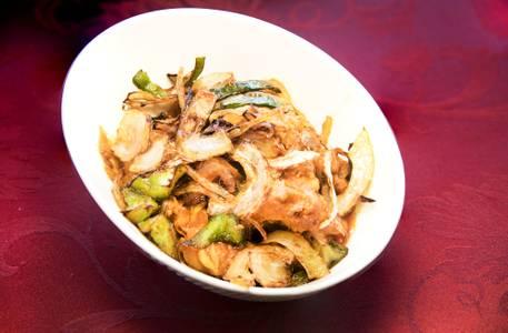 Chicken Tikka Karhai (Dinner) from Star Of India Tandoori Restaurant in Los Angeles, CA