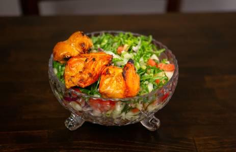 Chicken Tikka Salad from Star Of India Tandoori Restaurant in Los Angeles, CA