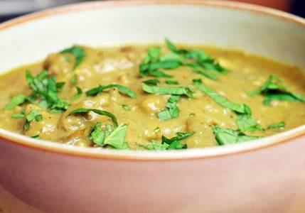 Coconut Lamb (Lunch) from Star Of India Tandoori Restaurant in Los Angeles, CA