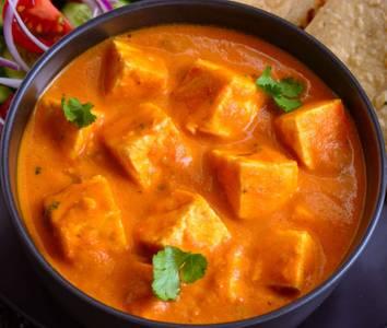 Dinner Paneer Tikka Masala (GF) from Star Of India Tandoori Restaurant in Los Angeles, CA
