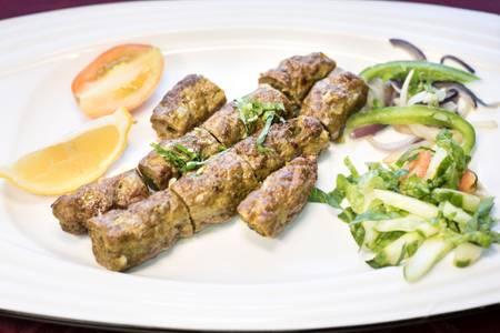 Lamb Sheek Kabab (Lunch) from Star Of India Tandoori Restaurant in Los Angeles, CA