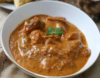 Lamb Tikka Masala (Lunch) from Star Of India Tandoori Restaurant in Los Angeles, CA