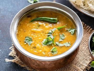 Lunch Dal Tarka (V) (GF) from Star Of India Tandoori Restaurant in Los Angeles, CA