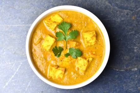 Lunch Paneer Shahi Korma (GF) from Star Of India Tandoori Restaurant in Los Angeles, CA