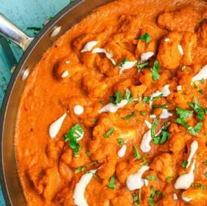 Lunch Vegetable Masala (V) (GF) from Star Of India Tandoori Restaurant in Los Angeles, CA