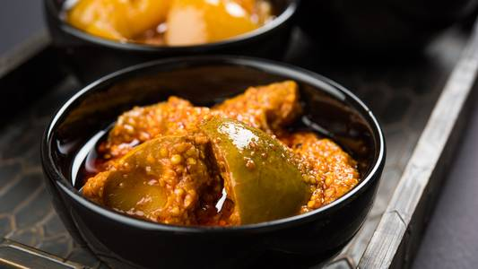Mango Pickle from Star Of India Tandoori Restaurant in Los Angeles, CA
