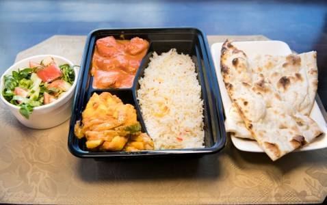 Meat & Vege Combo from Star Of India Tandoori Restaurant in Los Angeles, CA