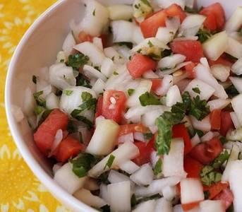 Onion Chutney from Star Of India Tandoori Restaurant in Los Angeles, CA