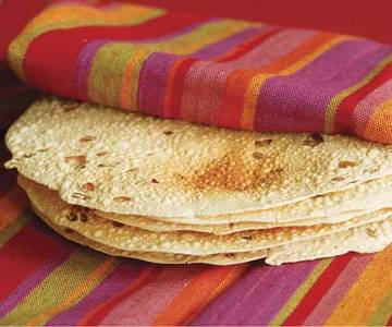 Pappadam from Star Of India Tandoori Restaurant in Los Angeles, CA