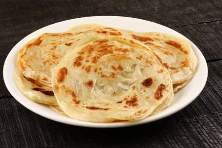 Paratha (V) from Star Of India Tandoori Restaurant in Los Angeles, CA