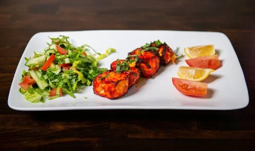Salmon Tandoori (Lunch) from Star Of India Tandoori Restaurant in Los Angeles, CA