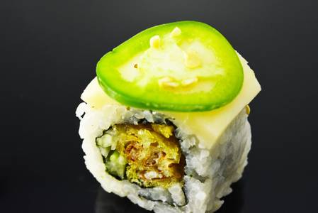 SP13. Snow Stone Roll from Sushi Express in Madison, WI