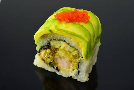 SP5. Dragon Roll from Sushi Express in Madison, WI