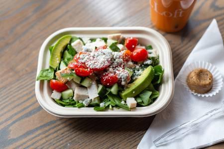 Kalifornia Cobb Salad (GF) from t. Loft in Lawrence, KS