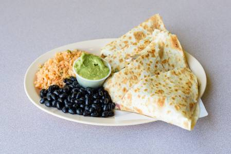 Bean Quesadilla from Taco King - W Liberty Rd. in Ann Arbor, MI