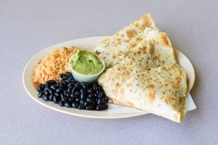 Quesadilla from Taco King - W Liberty Rd. in Ann Arbor, MI