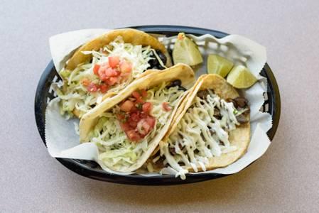 Taco from Taco King - W Liberty Rd. in Ann Arbor, MI