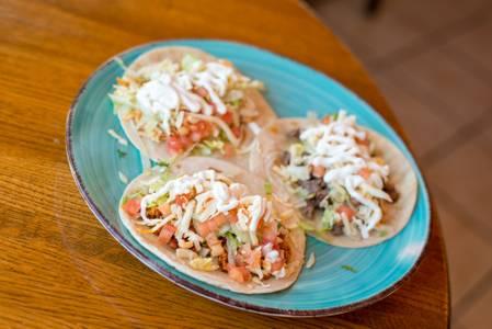 American Style Taco from Taqueria Maldonado's - Main Street in Green Bay, WI