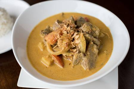 Yellow Curry from Thai-namite - Tosa in Wauwatosa, WI