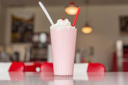 Milkshake Flavor of the Month from The Classic Garage in Eau Claire, WI