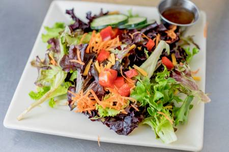 Tossed Greens Salad from The French Press in Eau Claire, WI