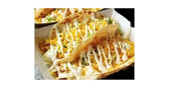 Buffalo Chicken Tacos (2) from The Truck Stop in Milwaukee, WI