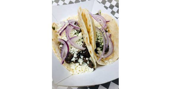 Steak Tacos (2) from The Truck Stop in Milwaukee, WI