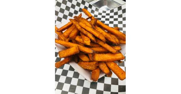 Sweet Potato Fries from The Truck Stop in Milwaukee, WI